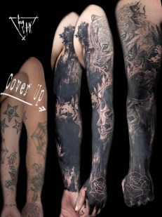 Sleeve Cover Up by Guy Labo-O-Kult