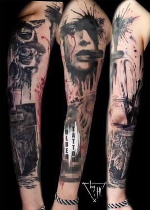 Finished Sleeve | Guy Labo-O-Kult