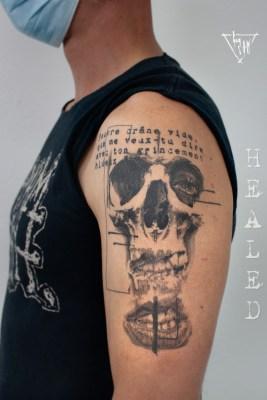 Healed Wanna Done Motif | Guy Labo-O-Kult