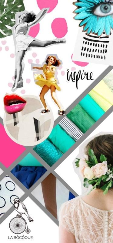 panel de inspiracion moda