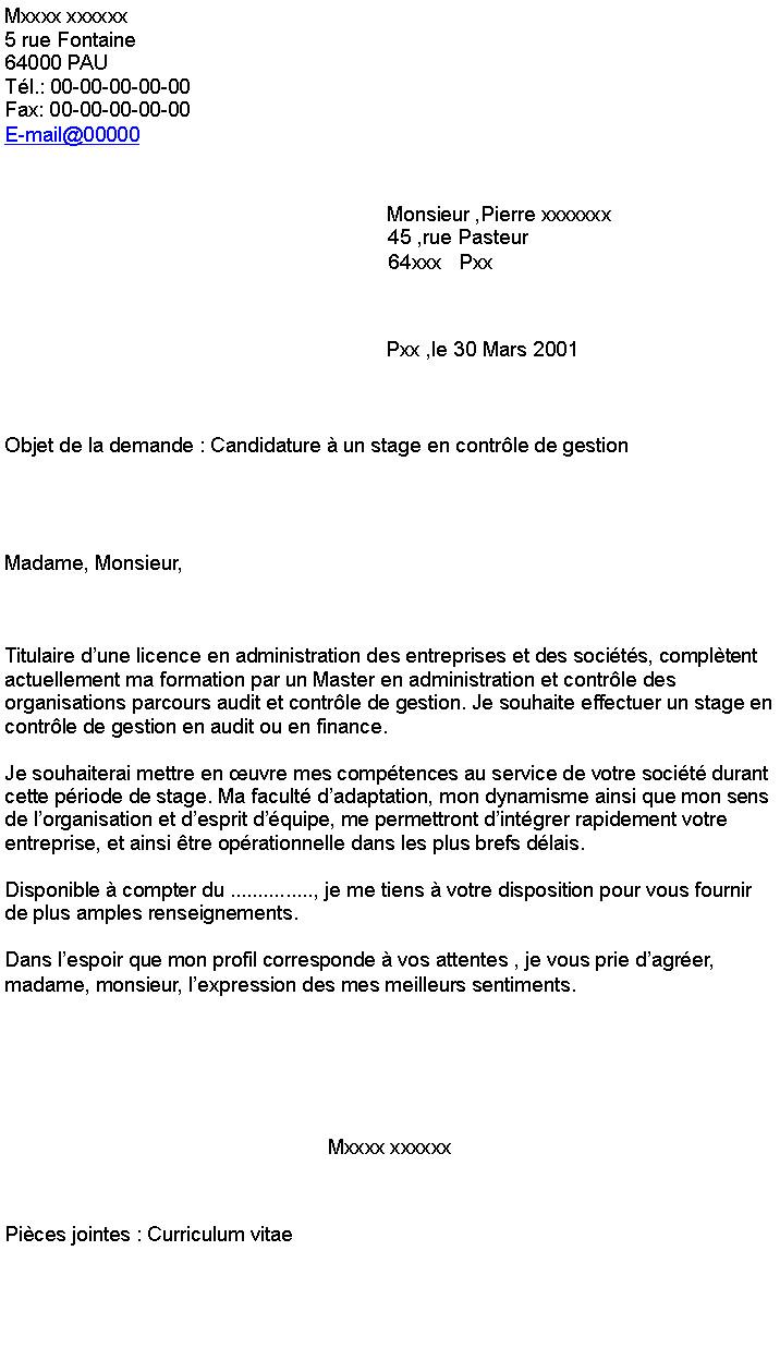 lettre de motivation brittany ferries
