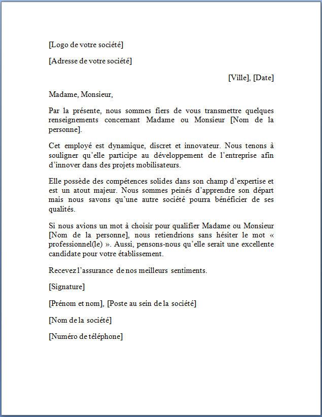 image lettre administrative en forme administrative modele cv