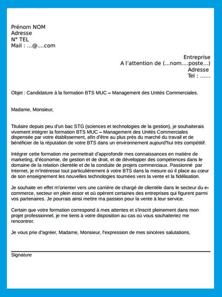 lettre de motivation dut information communication option communication des organisations