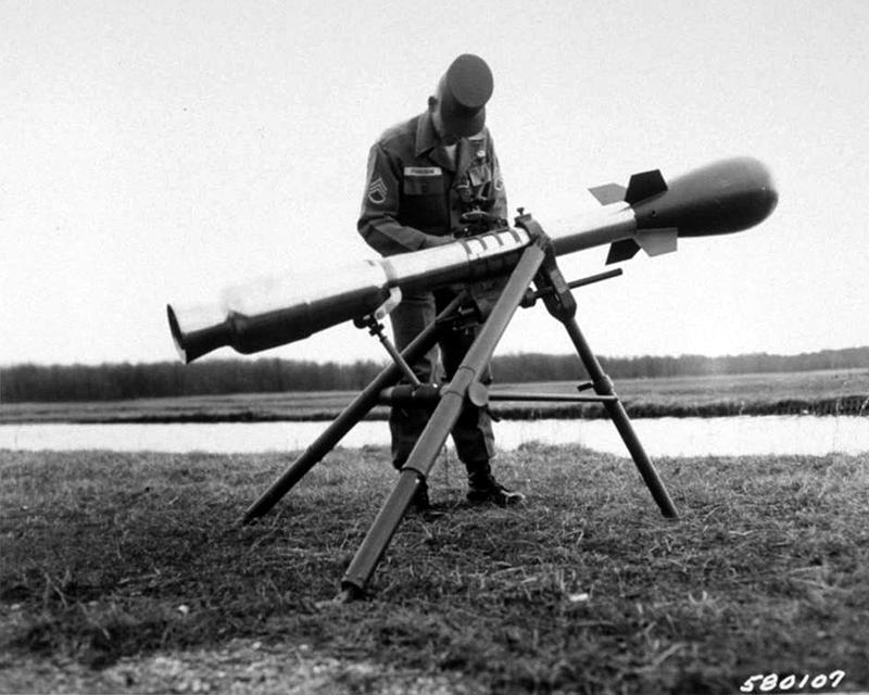 bazooka nucleaire Le bazooka nucléaire