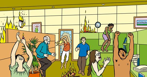 Manuel revolution bureau 09 Manuel de révolte au travail
