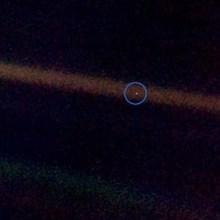 La Terre vue de très très loin