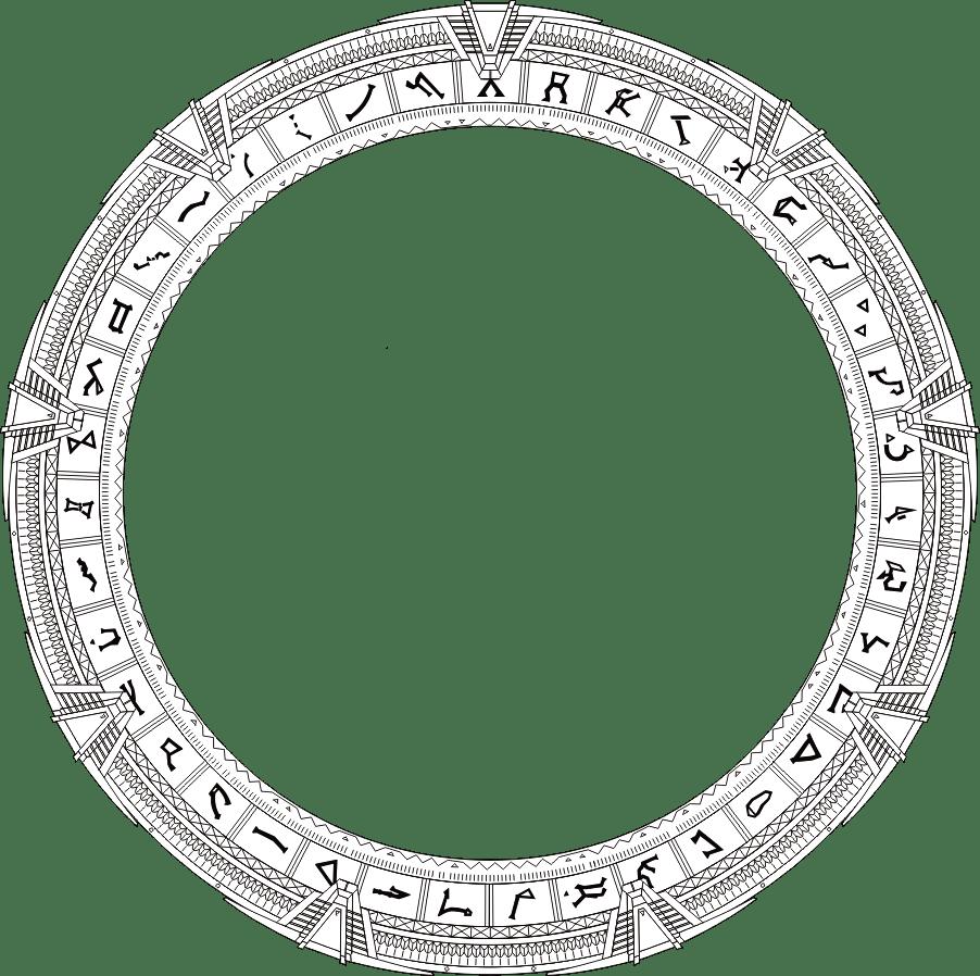 La porte des étoiles de Stargate