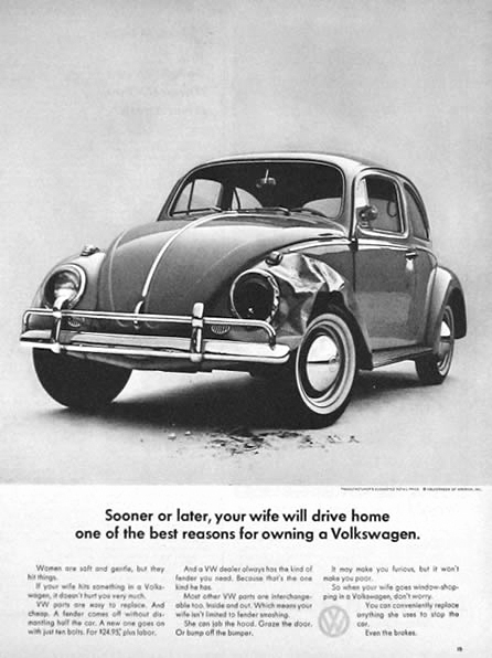 classic vw beetle ad campaigns   hudson