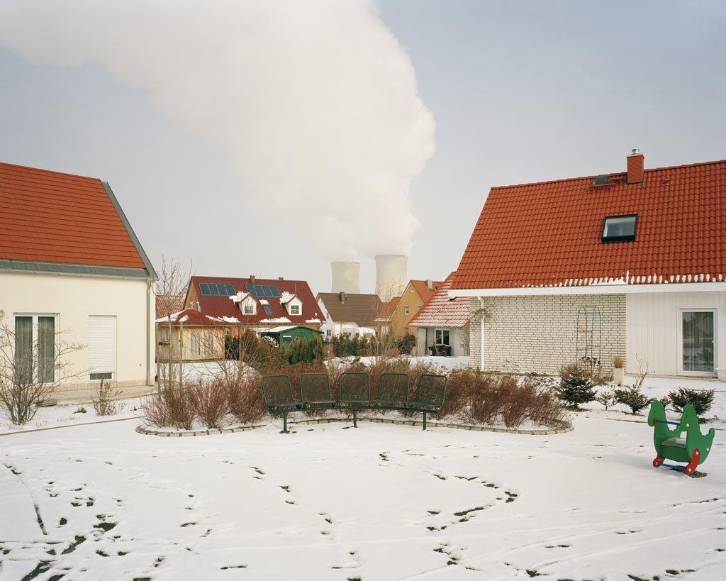 paysage centrale nucleaire Jurgen Nefzger 01 Le paysage des centrales nucléaires par Jurgen Nefzger