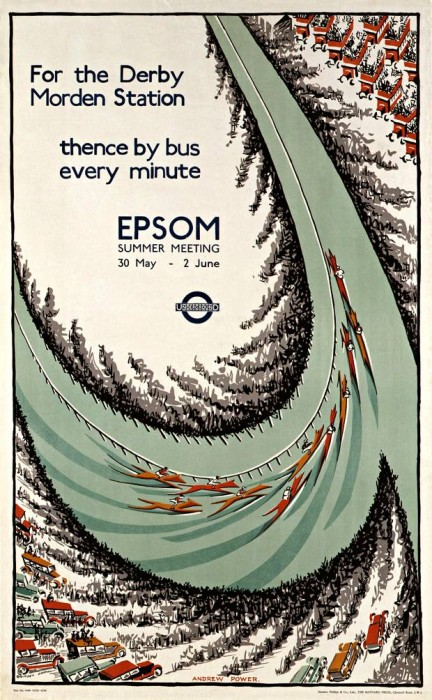 londres london metro undergroud affiche poster 25 432x700 150 ans daffiches du métro de Londres  histoire design bonus art
