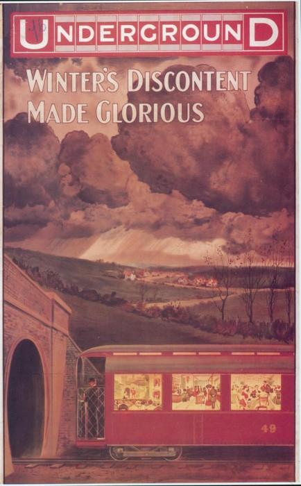 londres london metro undergroud affiche poster 26 434x700 150 ans daffiches du métro de Londres  histoire design bonus art