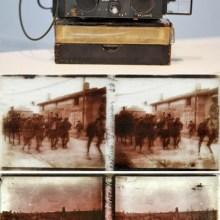 Des films oubliés dans de vieux appareils photos