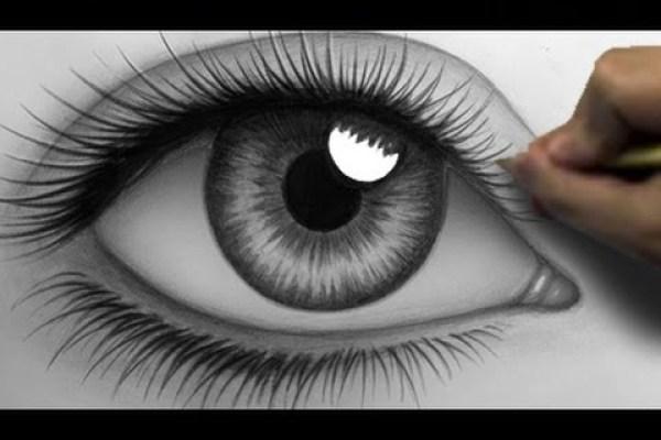 Comment Dessiner Un Oeil Réaliste