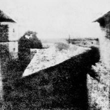 La première photographie