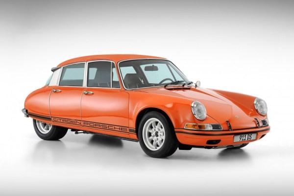 L\'évolution du design de la Porsche 911
