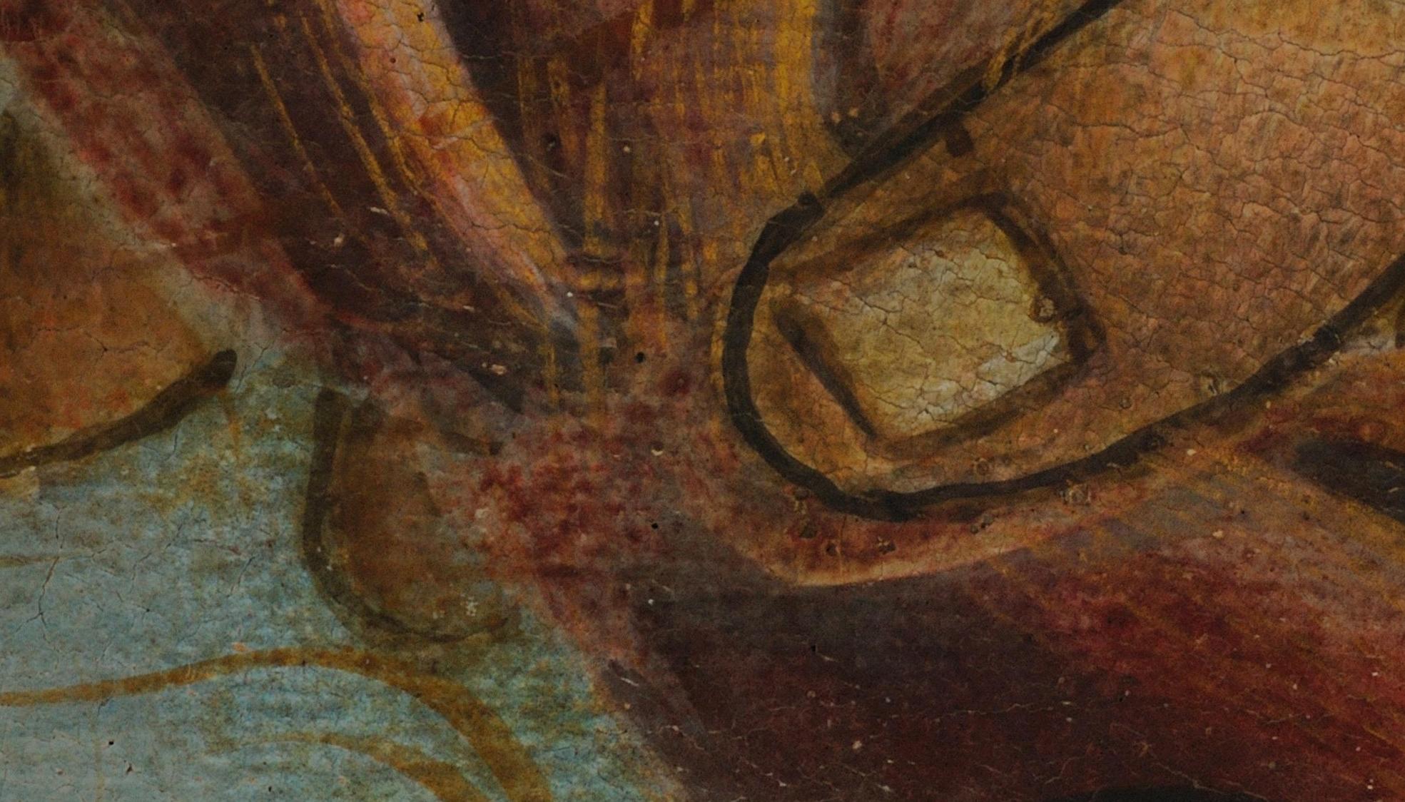 Des peintures clbres vues de trs prs