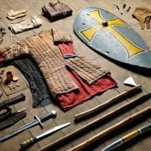 L'équipement du soldat britannique au cours de l'histoire