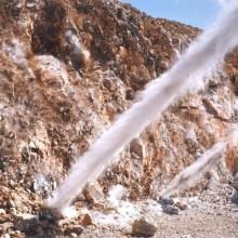 Naoya Hatakeyama capture des explosions minières
