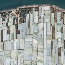 Une mer de plastique en Espagne