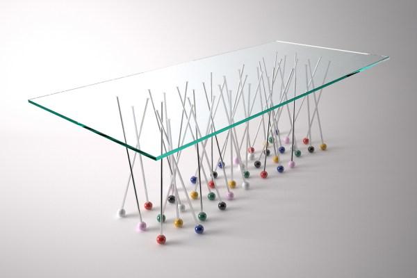 Vin de table design