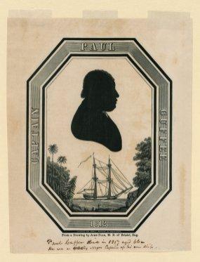 Capitaine Paul Cufee 1812