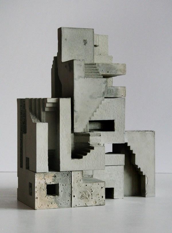 La Sculpture Brutaliste De David Umemoto