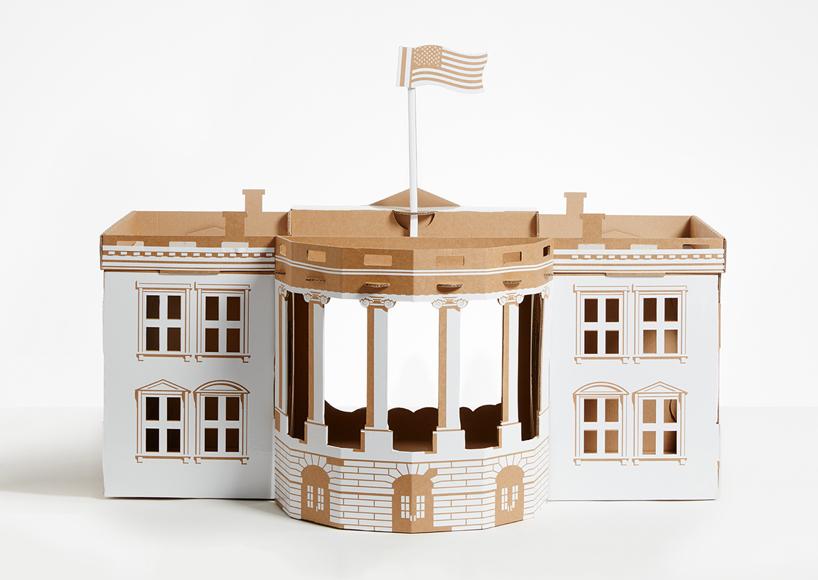 flatpack-cardboard-cat-houses-architectural-landmarks-designboom-09