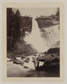 12-Carleton-Watkins-Nevada-Fall-Yosemite-Valley-1860