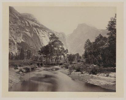 18-Carleton-Watkins-Yosemite's-Domes