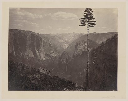 19-Carleton-Watkins-Yosemite-Valley-California-1860