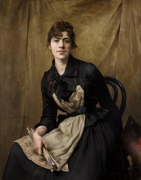 Anna Bilińska-Bohdanowicz - 1857