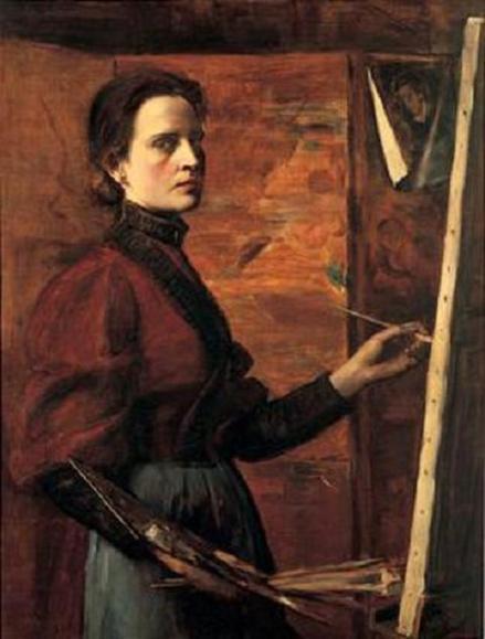 Elizabeth Nourse - 1892