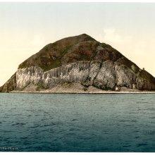 Ailsa Craig : l'île d'où viennent les pierres de curling