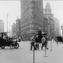 Plongée dans le New-York de 1911