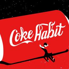 Coke Habit, un film d'animation sensible et haut en couleur