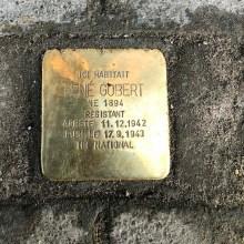Stolpersteine : Les pierres d'achoppement à Berlin, en mémoire de l'Holocauste