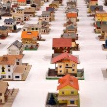 387 petites maisons presque oubliées