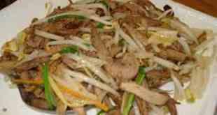 germes soja frits