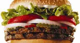 Burger américain
