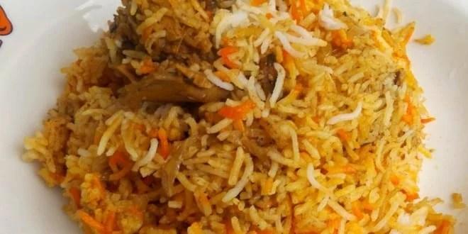 Riz au soumbala  Saveur dAfrique de louest