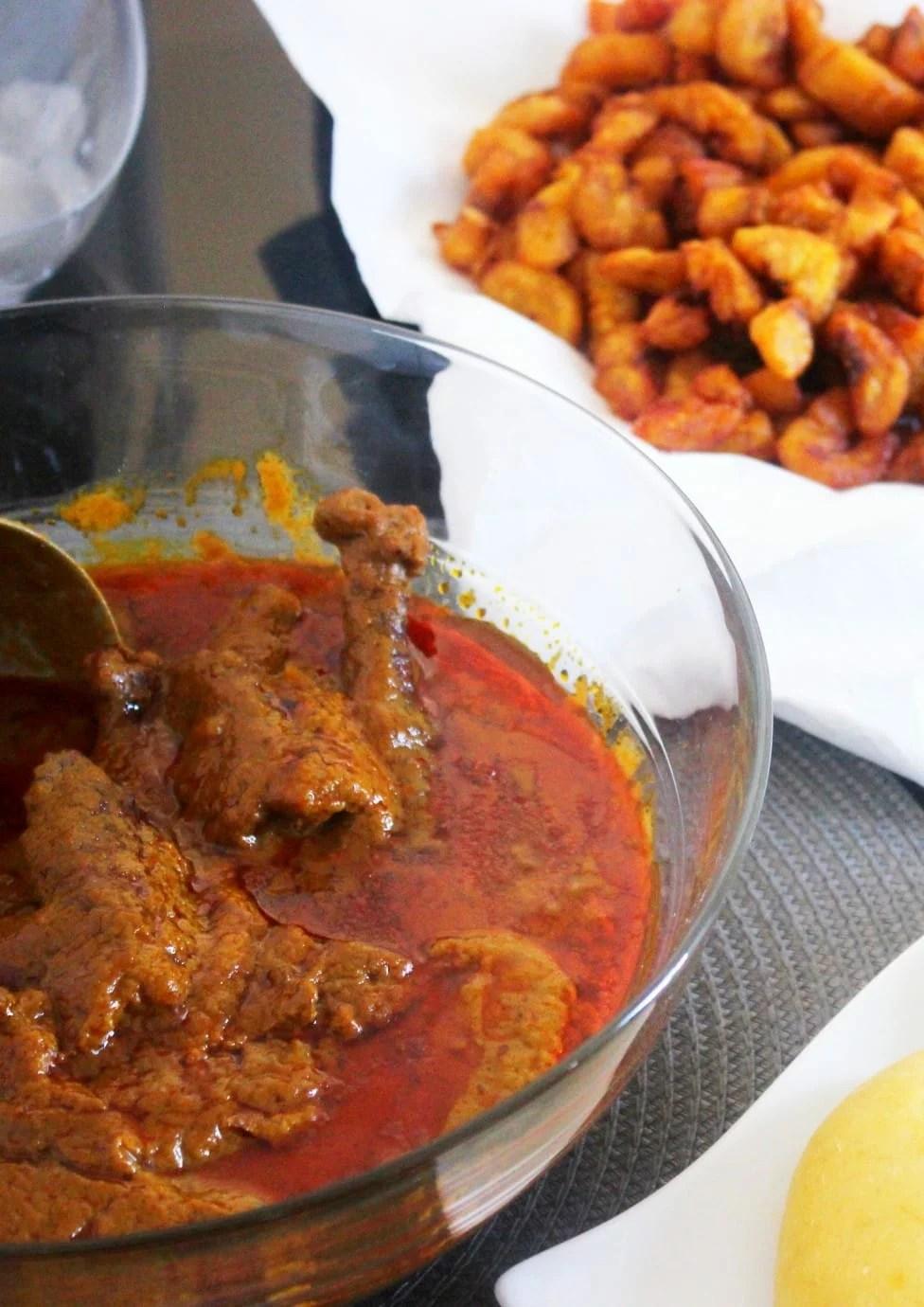 Sauce Aux Graines De Palme Meilleure Recette Africaine