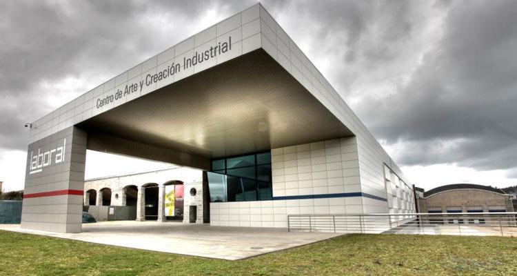 Resultado de imagen de laboral centro de arte y creación industrial
