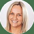 Corinne co-gérante et céramiste