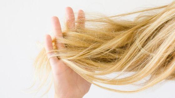 silicones et cheveux rêches