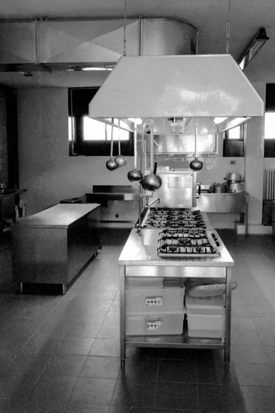 Affitta cucina Milano Via Tucidide 56  Laboratorio Cingoli