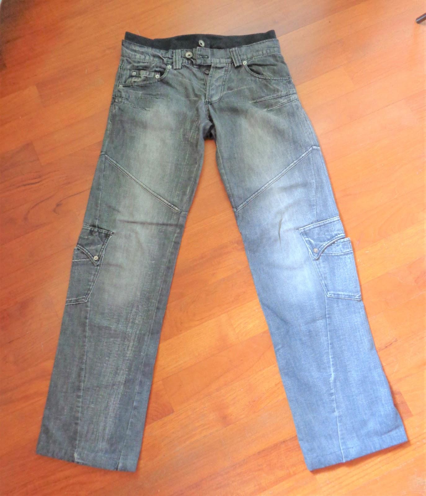 2 Trasformare Un Paio Di Jeans In Una Gonna Laboratorio Di