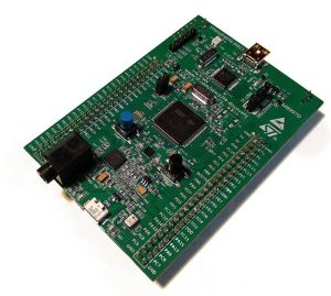 PLaca de desarrollo STM32F4DISC