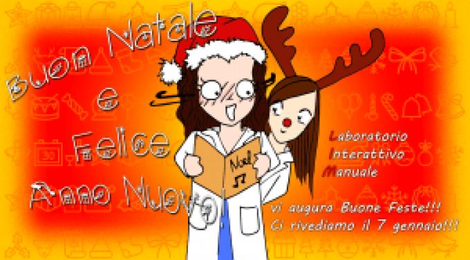 saluti natalizi