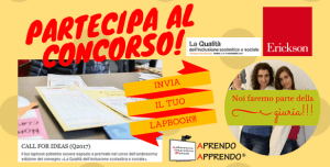 concorso lapbook erickson