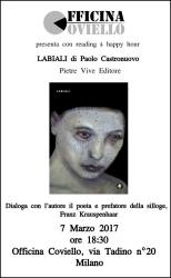 """""""Labiali"""" di Paolo Castronuovo a Milano"""